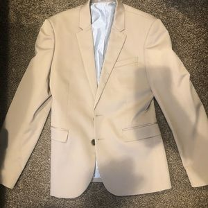 Men's express blazer sport coat 36s slim